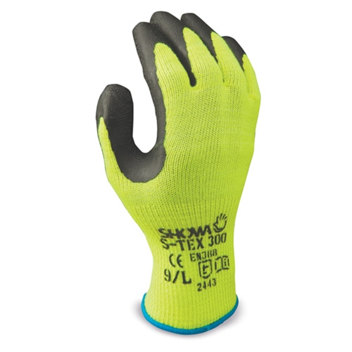 Cut Resistant Level 4 Rubber Palm Glove - American Glove Company