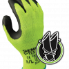 Fluorescent Green Cut Resistant Level 4 Glove - American Glove Company