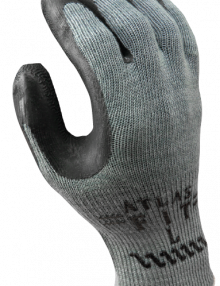 Atlas 300BK Natural Rubber - American Glove Company