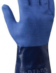 Chemical Resistant Nitrile Mid Arm Glove - American Glove Company