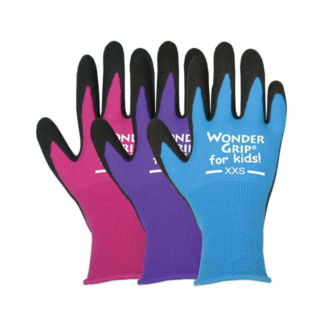 Kids Wonder Grip Gardening Glove - American Glove Company
